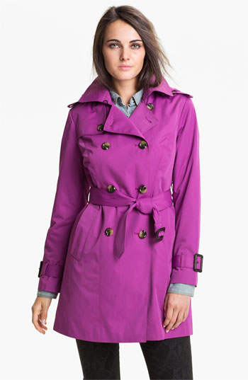 Heritage Trench Coat with Detachable Liner, $106.80. Nordstrom.