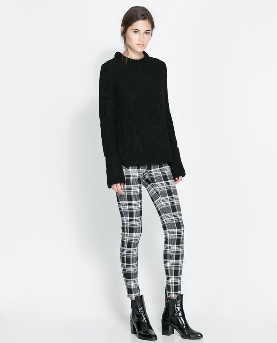 Zara trousers, $59.90