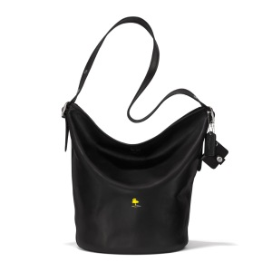 SnoopyBleeckerDuffle_black