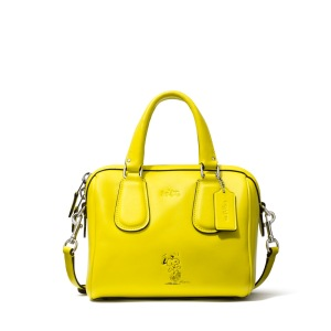SnoopyMiniSurreySatchel_yellow