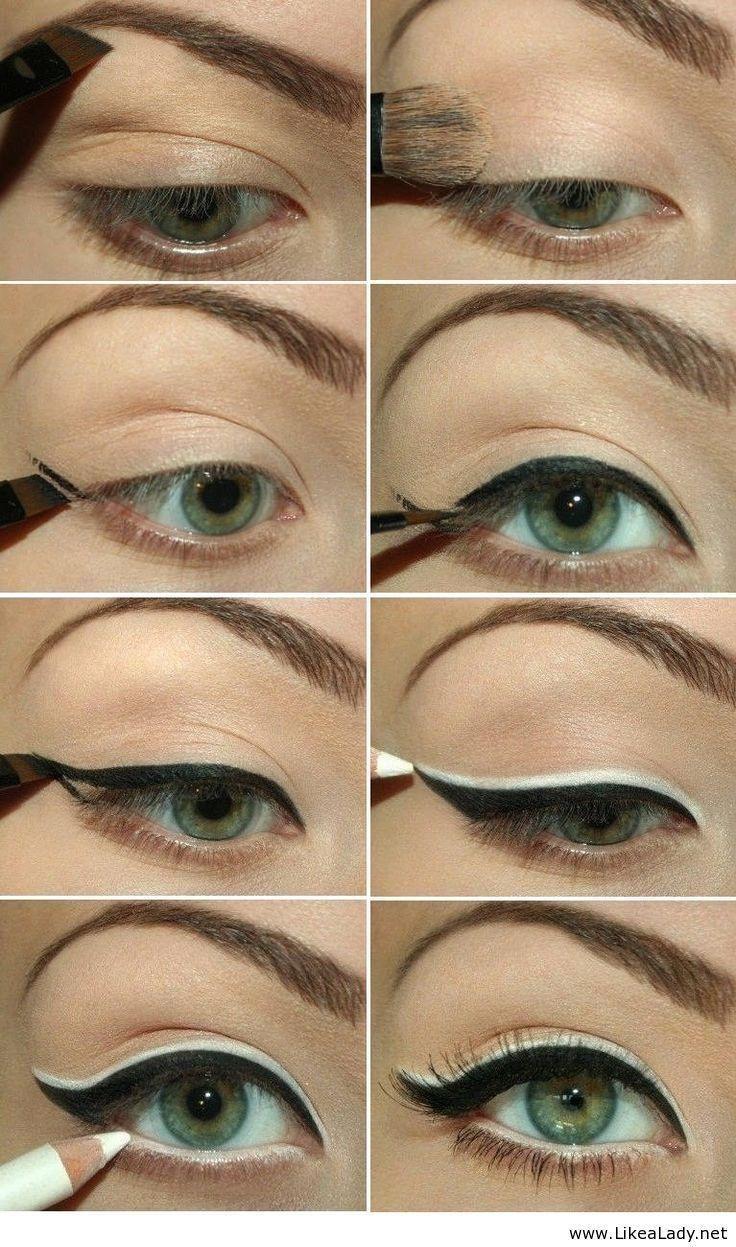 Winged Eyeliner Tutorial Step By Step: The Essential Guide To Perfect Winged Eyeliner